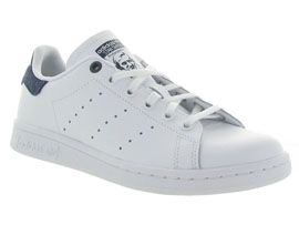 STONE 1 COMET STAN SMITH VALENTINES:Cuir lisse/Blanc/Blanc