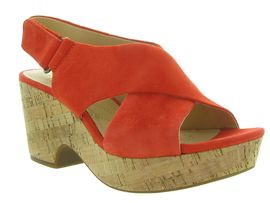 CLARKS MARITSA LARA<br>Orange