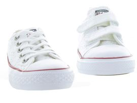 CONVERSE CTAS 2V OX BRODERIE<br>Blanc