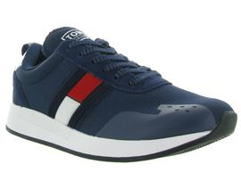 TOMMY HILFIGER FLAG FLEXI TOMMY<br>Marine