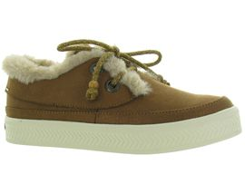 NEW YORK SONAR INDIAN:Nubuck/Marron/Marron