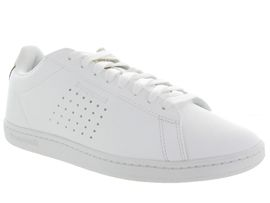 LE COQ SPORTIF COURTSET SPORT OPTICAL<br>Blanc