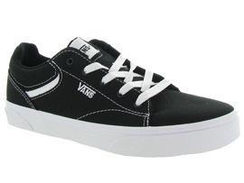 VANS SELDAN JUNIOR<br>Noir