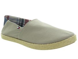 TOMMY HILFIGER EASY SUMMER SLIP ON<br>Taupe