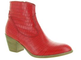 MICHELLE PTR700 URANO:Croco/Rouge/Rouge