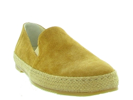 MADRID MAGIC SNAKE ARGO:Nubuck/Jaune/Jaune