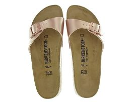 BIRKENSTOCK MADRID ELECTRIC<br>Rose