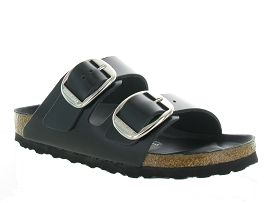 BIRKENSTOCK ARIZONA BIG BUCKLE<br>Noir
