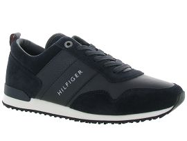 TOMMY HILFIGER MIX RUNNER<br>Marine