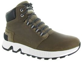 SOREL MAC HILL MID WP<br>Kaki