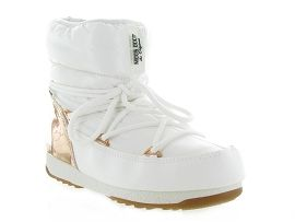 MOON BOOT MB LOW ASPEN<br>Blanc