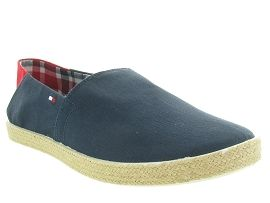 EASY SUMMER SLIP ON<br>Toile Bleu Marine