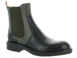 BILLI BI 7424 MULTYI CROCO CrocoVertVert