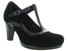 CLARKS CHORUS PITCH<br>Noir