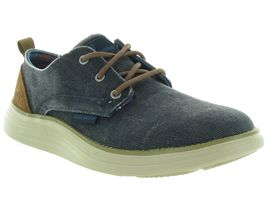 Skechers footwear chaussures a lacets 65910 jeans