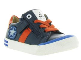 Acebos chaussures a lacets 5233 marine