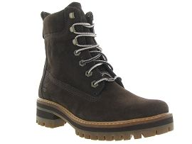 TIMBERLAND A23UYW82 COURMAYEUR VALLEY<br>Marron