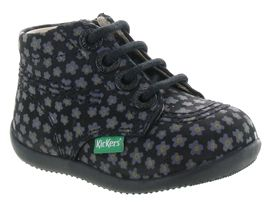 KICKERS BILLYZIP<br>Noir