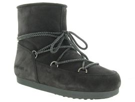 MOON BOOT MB FAR SIDE LOW SUEDE<br>Anthracite