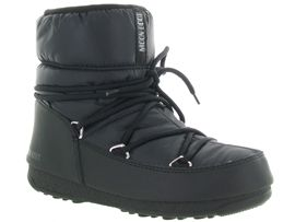 MOON BOOT MB LOW NYLON<br>Noir