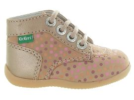 KICKERS BONBON 2<br>Rose