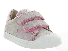 ARIZONA CUIR 5478:Nubuck/Rose/Rose