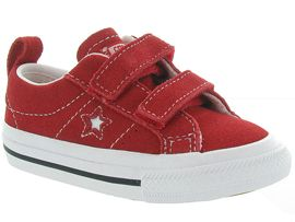 CONVERSE ONE STAR 2V OX<br>Rouge
