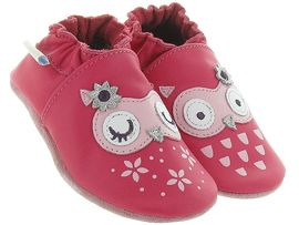ROBEEZ SNOWY OWL<br>Rose