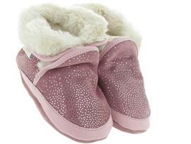 ROBEEZ COSY BOOTS<br>ROSE PALE