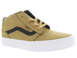 43686 YT CHAMPMAN MID:Cuir lisse/Beige/Beige