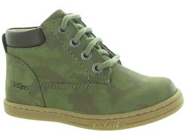 KICKERS TACKLAND<br>Camouflage