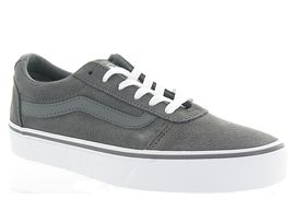 WARD WOMEN WM WARD:Nubuck/Gris/Gris