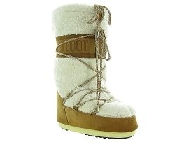 MOON BOOT MB WOOL<br>Camel
