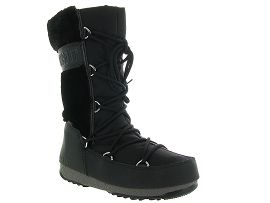 MOON BOOT MB W.E MONACO FUR<br>Noir