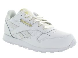 REEBOK CL LEATHER<br>Blanc