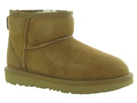 UGG AUSTRALIA CLASSIC MINI KIDS<br>Gold
