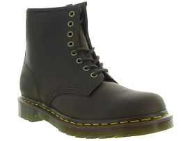 DOC MARTENS 1460 CRAZY HORSE<br>Marron