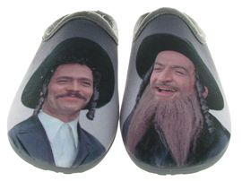 LA MAISON DE L ESPADRILLE 6782 RABBI JACOB<br>Anthracite