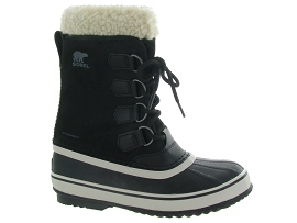 SOREL WINTER CARN NL1495<br>Noir