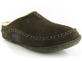 SOREL LANNER RIDGE NM1465<br>Marron fonçé