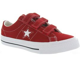 CONVERSE ONE STAR 3V OX<br>Rouge