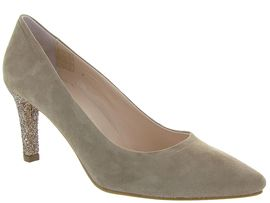 SO ROCK 6851:Nubuck/Beige/Beige