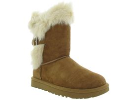 CA1J5U COURMAYEUR VALLEY DEENA:Nubuck/Marron/Gold