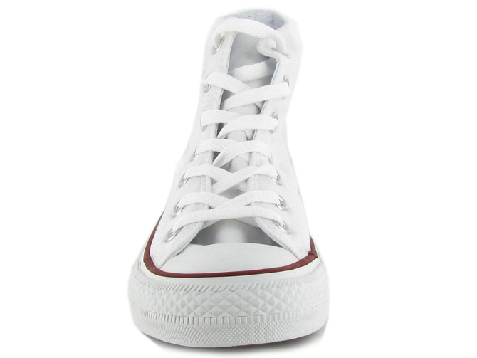 Converse baskets et sneakers ctas hi canvas femme blanc1027202_3