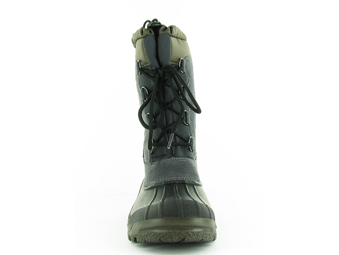 Olang apres ski bottes fourrees canadian anthracite1048002_3