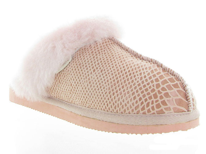 Shepherd of sweden ab chaussons et pantoufles 468 jessica rose pale