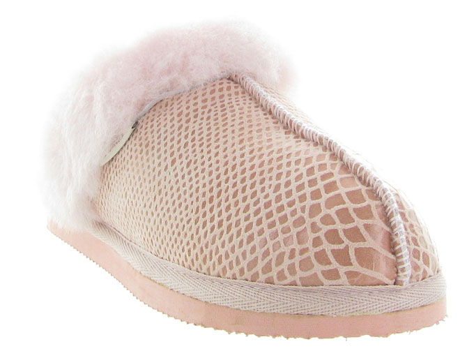 Shepherd of sweden ab chaussons et pantoufles 468 jessica rose pale1431607_3