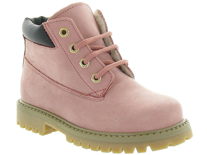 Fiorita apres ski bottes fourrees 300 fourree rose pale