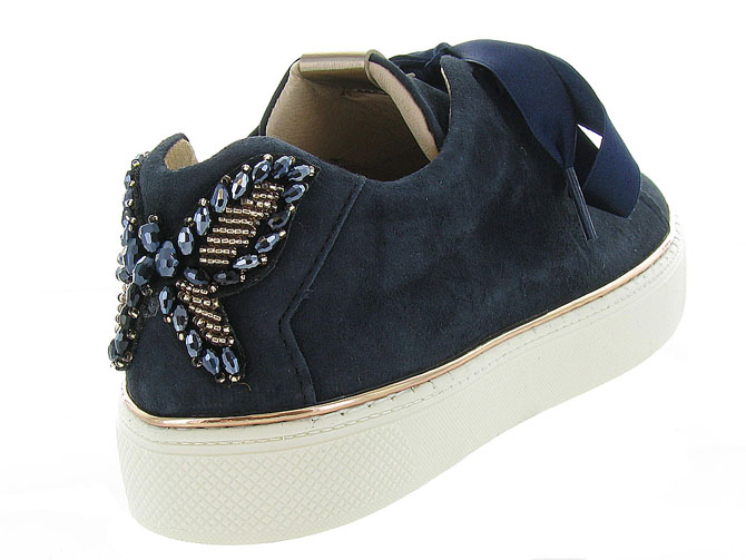 Alpe chaussures a lacets 3579 marine