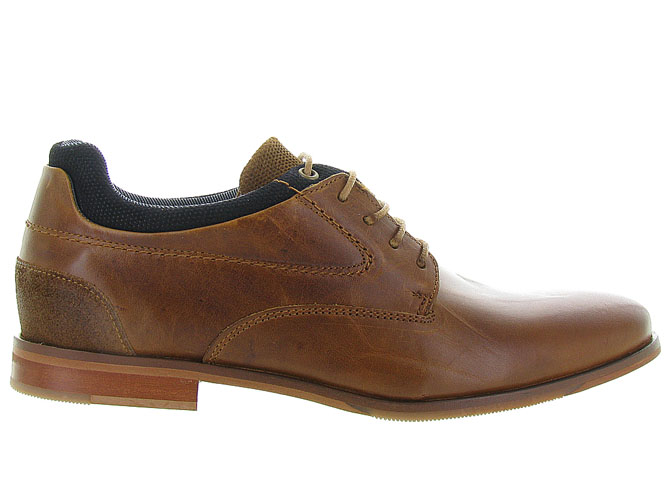 Bullboxer chaussures a lacets 6716a gold3161001_2